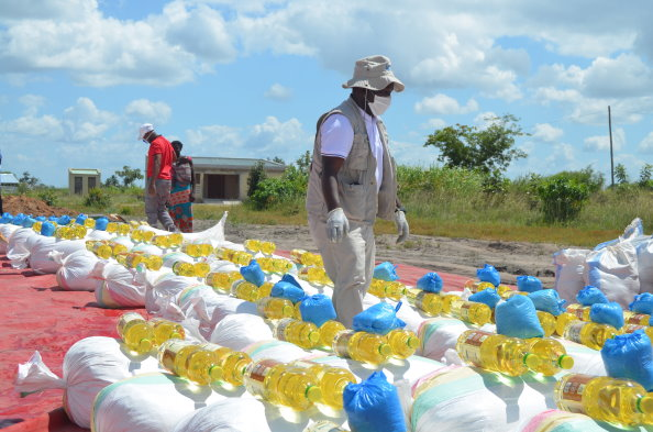 Photo: WFP/ Rafael Campos, WFP operations in Mozambique