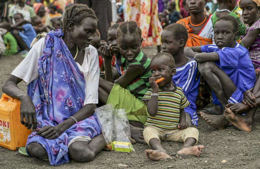 貧困 南 スーダン