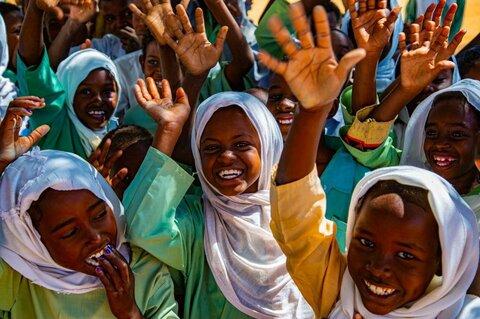 スーダンの学校給食:コロナウイルスの前とそれ以降