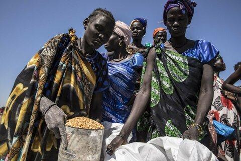 コロナウイルス:国連WFPは困難に立ち向かう