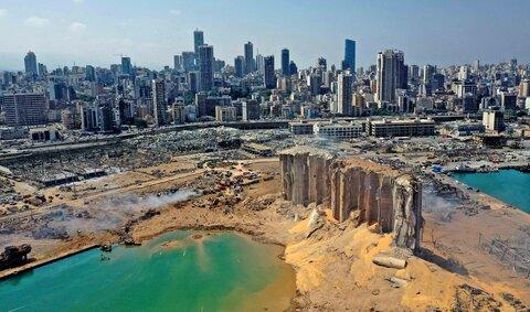 レバノン・ベイルート港の爆発を受け、国連WFPは支援を拡大