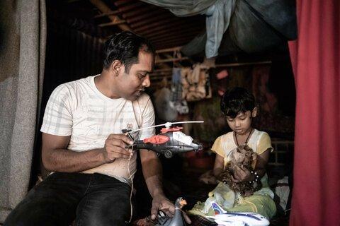 ロヒンギャ難民の未来:希望をあきらめない難民たち