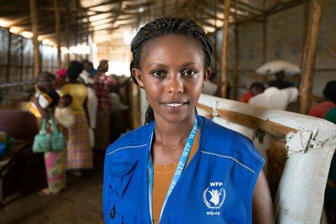 リベリーの物語:国連WFPで活動する大虐殺の生存者