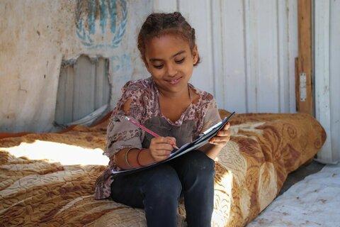 「親愛なる世界の人々へ」イエメンの2人の少女からの2通の手紙
