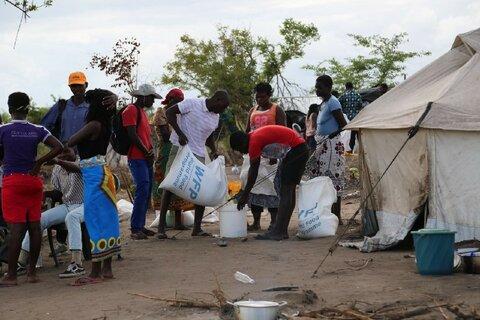 サイクロン・イダイに襲われたモザンビークの復興