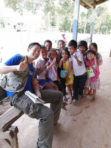 【日本人職員に聞く】「子どもはどの社会にとっても未来の希望」-前編