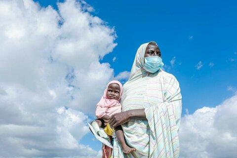 写真で見る国連WFP 2020:紛争、気候変動、新型コロナウイルス、ノーベル平和賞