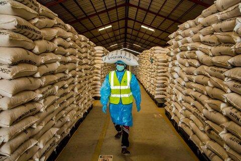 #世界食料デー 食料確保のための国連WFPの取り組み — ひと袋分の食料を一つずつ