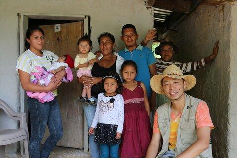 自然災害に強い集落づくりで家族も一つに