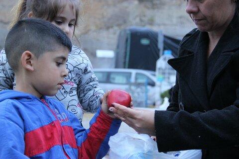 「これが本当にリンゴ?」