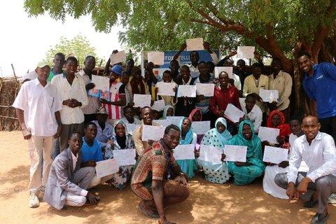 チャド:難民キャンプの若者たちの夢を育む「語り部プロジェクト」