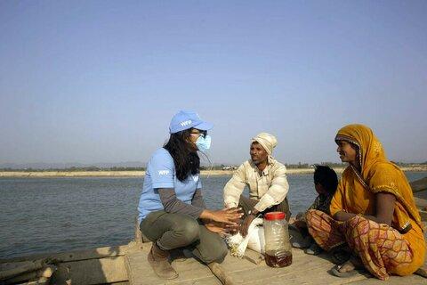 ネパール:国連WFPはコミュニティの気候変動への対応を支援します