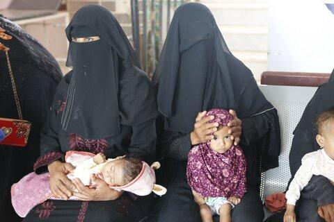 イエメン: 飢餓に直面する人びと -3人の物語