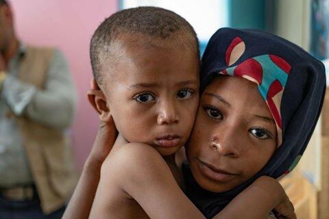 目をそらすことはできない:紛争、経済崩壊、新型コロナウイルスがイエメンを飢きんの淵に追い詰めている