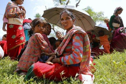 シングルマザーとその子どもたち、忍び寄る栄養不良