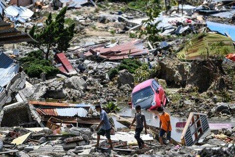 インドネシア地震 ~緊急支援にご協力ください