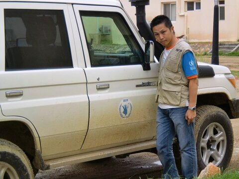 8月19日は世界人道の日 スーダンで奮闘する日本人職員