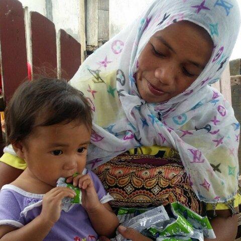 母子栄養支援へのご寄付はこちらから。