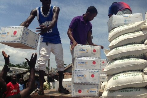 シエラレオネでの国連WFPの活動に対する日本政府の支援 ~エボラ出血熱対策から栄養支援まで~