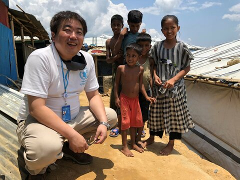 コロナと闘う国連WFP日本人職員