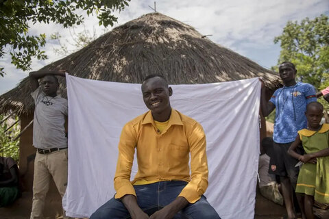 南スーダンのストーリーテラー:これが難民たちの現実の生活です