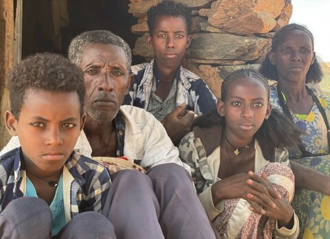 「生き続けたい」人道危機が広がるエチオピアにおける、ある母親の話
