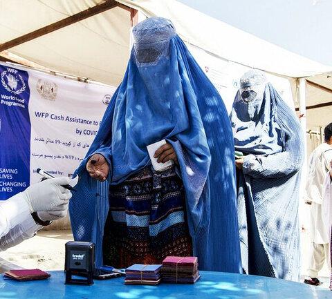 アフガニスタン:3人に1人が飢餓に苦しむ、国連WFPは人道的危機の回避に尽力