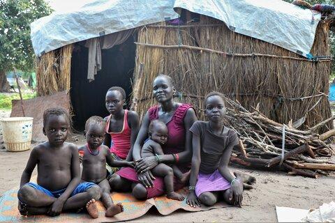 南スーダンに広がる絶望の3重苦: 紛争、気候変動、飢餓