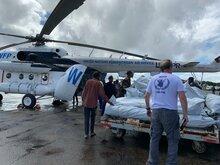 国連WFP、モザンビークのサイクロン「イダイ」対応を最高レベルの緊急事態と宣言―支援活動を加速