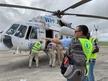 国連WFP、モザンビークにおけるサイクロンと洪水の緊急対応を強化