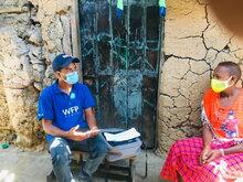 国連WFPとケニア政府、モンバサで新型コロナウイルスの影響を受けた家族への現金支給を開始