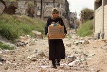 国連世界食糧計画(WFP)がノーベル平和賞を受賞  国連WFP事務局長のデイビッド・ビーズリーによる声明
