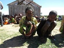 マダガスカル南部が飢饉の瀬戸際であるとWFPが警告