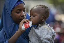 ナイジェリア北東部で食料配給の削減へ:深刻な飢餓は5年ぶりの高水準に