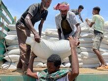 国連WFPはアファール州とアムハラ州で第1回目の食料配布を完了:ティグライ州で未だに必要な物資が不足。