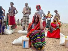 国連WFPが緊急対応を拡大:エチオピア北部で最大700万人が飢餓に直面