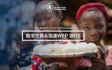 国連WFP 年次報告書2015 (数字で見る国連WFP 2015)